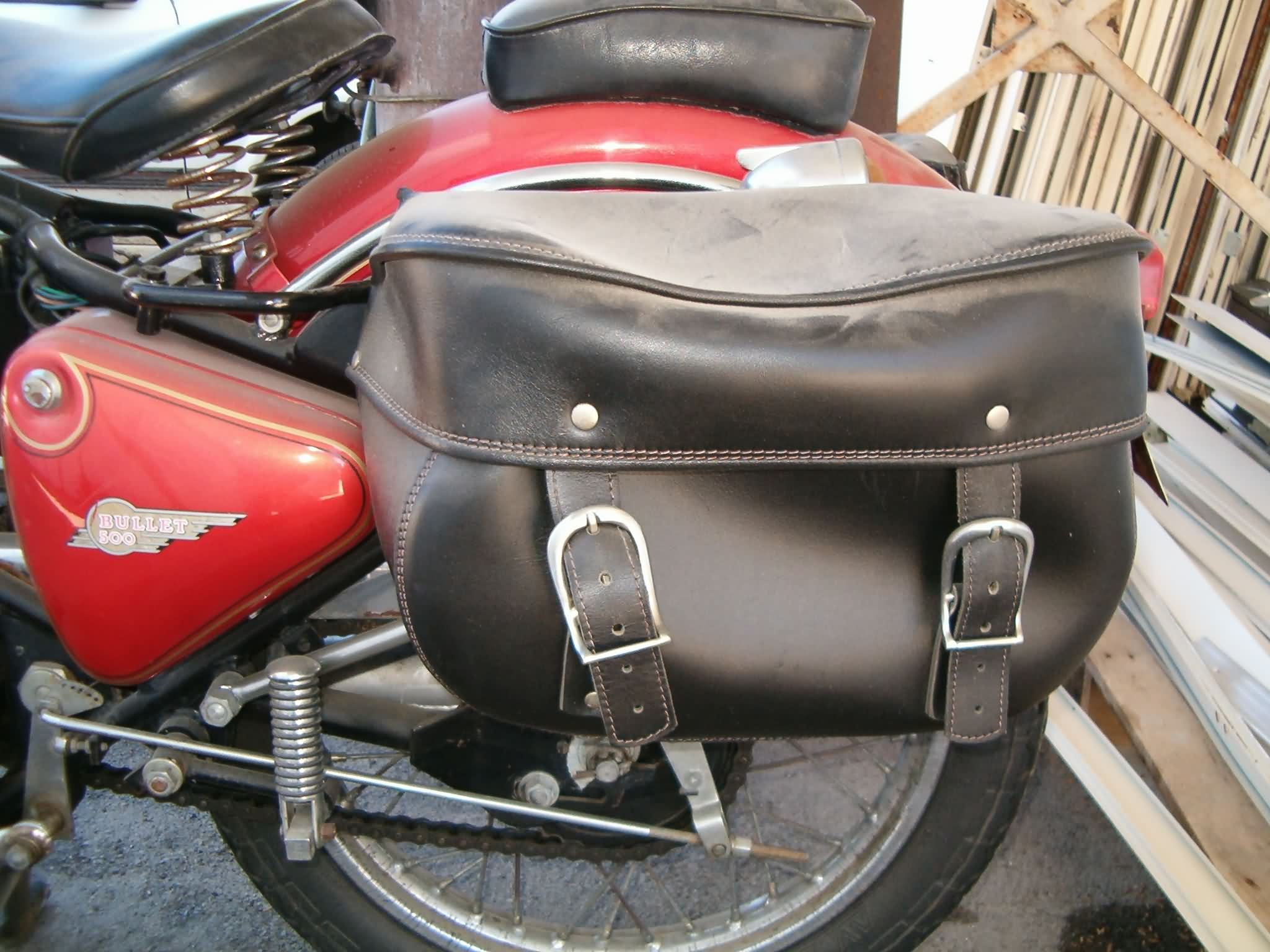 Porte bagage royal enfield for Royalenfieldlesite